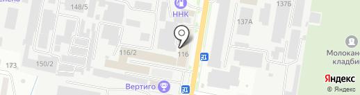 Leks на карте Благовещенска