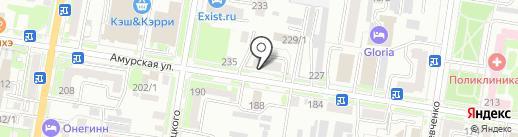 Актуаль Эксперт на карте Благовещенска