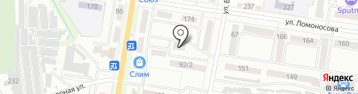 Электросервис на карте Благовещенска