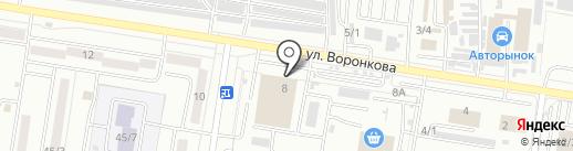 Компания по производству и продаже автоматических ворот и рольставен на карте Благовещенска