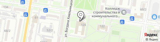 БАРС на карте Благовещенска