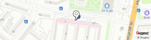 Фото Копи Мастерская+ на карте Благовещенска