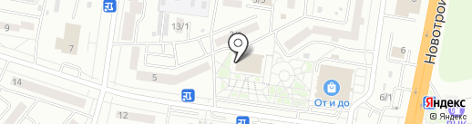 София на карте Благовещенска