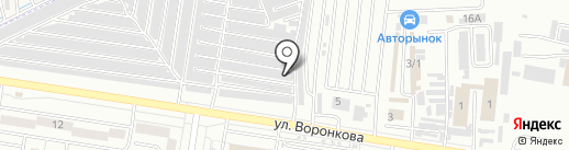 Сервис+ на карте Благовещенска