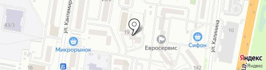 Starvac на карте Благовещенска