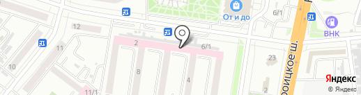 Почтовое отделение №28 на карте Благовещенска