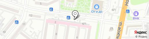 Куры-гриль на карте Благовещенска