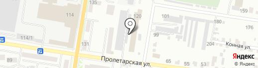 3D Амур на карте Благовещенска