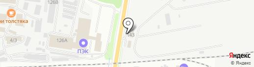 Чинар на карте Благовещенска