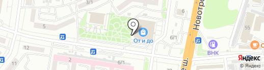 Fi`ora на карте Благовещенска