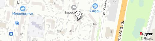 Semenets Production на карте Благовещенска