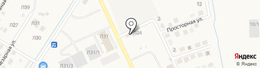 Запчасти Трейд на карте Чигирей