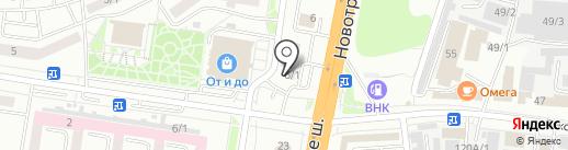 777 на карте Благовещенска