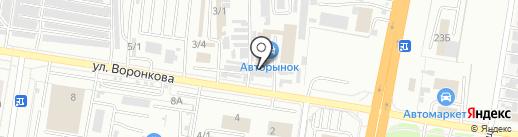 Fortuna28 на карте Благовещенска