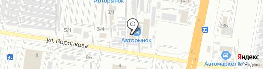 Торгово-ремонтная компания на карте Благовещенска