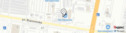 ZonАvto на карте Благовещенска
