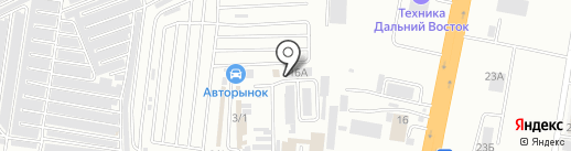 Pit Stop на карте Благовещенска