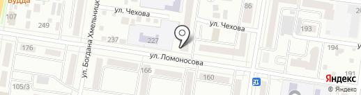 РемБытХолод на карте Благовещенска