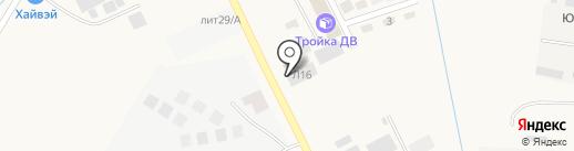 Сити на карте Чигирей