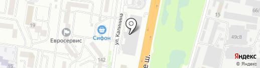 City LED на карте Благовещенска