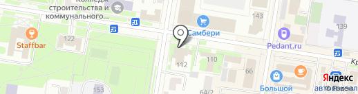 МАСТАК на карте Благовещенска