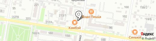 АВТО-ЯПОНЕЦ на карте Благовещенска
