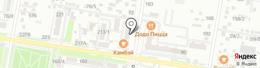 Smoke in house на карте Благовещенска