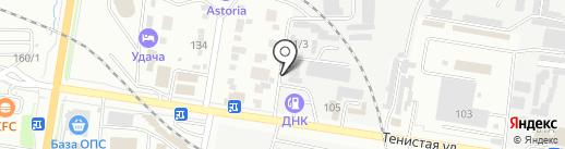 Автомастерская по комплексному ремонту автомобильных климатических систем на карте Благовещенска