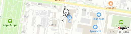 БалтБет на карте Благовещенска