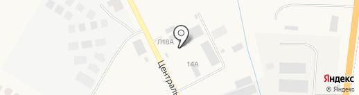 Движок на карте Чигирей