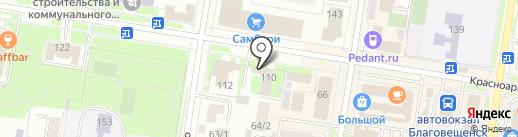 Мировой судья Благовещенского района судебного участка на карте Благовещенска