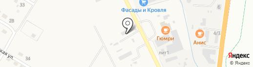 RASPIL28RUS на карте Чигирей