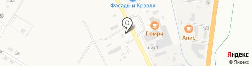 Амурский Строитель на карте Чигирей
