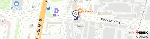 Компания по аренде складских и торговых помещений на карте Благовещенска