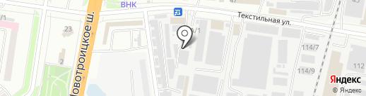Магазин обуви на карте Благовещенска