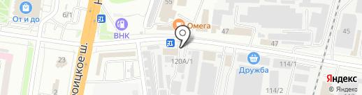 Народный трикотаж на карте Благовещенска