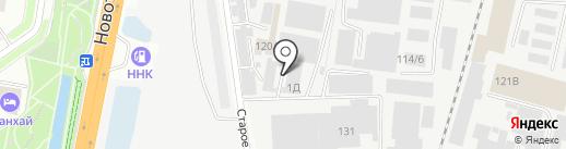 АвтоИмпульс на карте Благовещенска