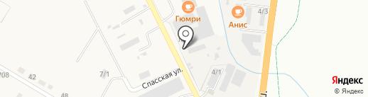 Free Dance на карте Благовещенска