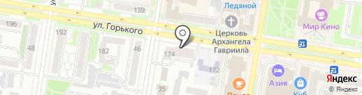 Speak up на карте Благовещенска