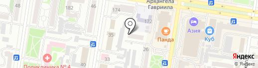 AbramoV Tattoo на карте Благовещенска