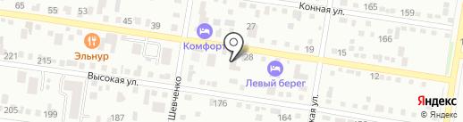 АУДИТ ЦЕНТР на карте Благовещенска