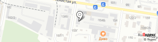 Амуртермохолод на карте Благовещенска