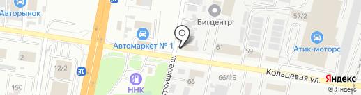 Благ Авто Комплект на карте Благовещенска