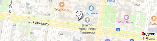 Магазин продуктов пчеловодства на карте Благовещенска