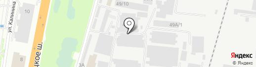 Автоbox на карте Благовещенска