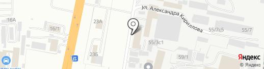 Bodymart на карте Благовещенска