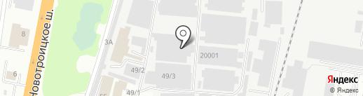 СтройЛэнд на карте Благовещенска