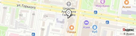 Beauty bar на карте Благовещенска