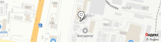 АвтоАмур на карте Благовещенска