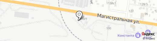 ЖелдорАльянс на карте Благовещенска